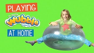 MOMMY'S GONE MAD! She Kills LEGO BATMAN MOVIE Toy & Wubble Bubble Ball ☠ (FUNnel Vision CRAZY LADY)