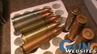 AK47 Ammo: Russian Factories