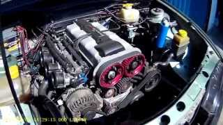 Ford Sierra ST170 zetec engine
