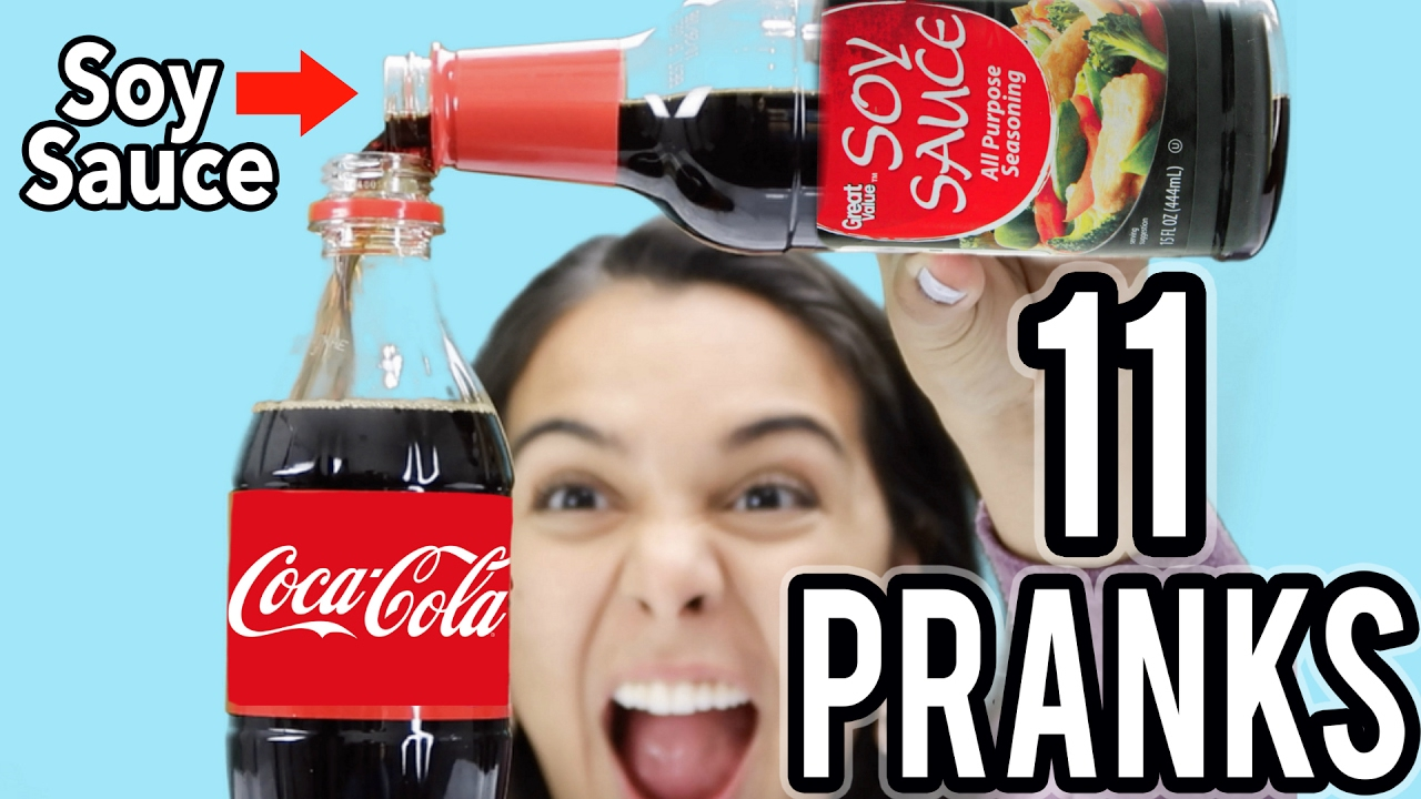 Funny Parent Pranks Top 11 For Friends Family Nataliesoutlet