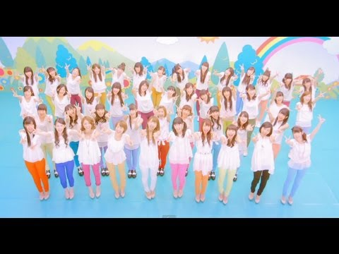 SUPER☆GiRLS / PAN-PAKA-PAN![Song by iDOL Street All Members](MUSIC VIDEO)