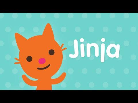 Sago Mini Roll Call - Jinja