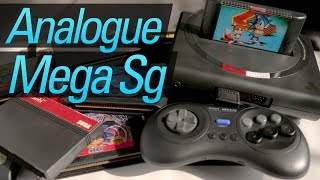 The BEST 16-Bit Sega Console! | Analogue Mega Sg Review