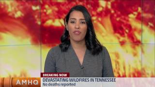 Forced Evacuation For TN Fire