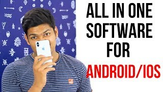 All In One Software For Android/iOS !