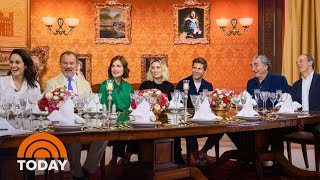 'downton Abbey' Cast On Bringing The Crawley Family To The Big Screen | Today