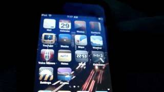 How To Get City Lights Background for iPod Touch & iPhone 3.0 OS