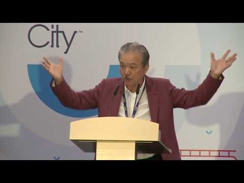 Dr Robert Yap's Opening Speech at the Official Launch of Supply Chain City