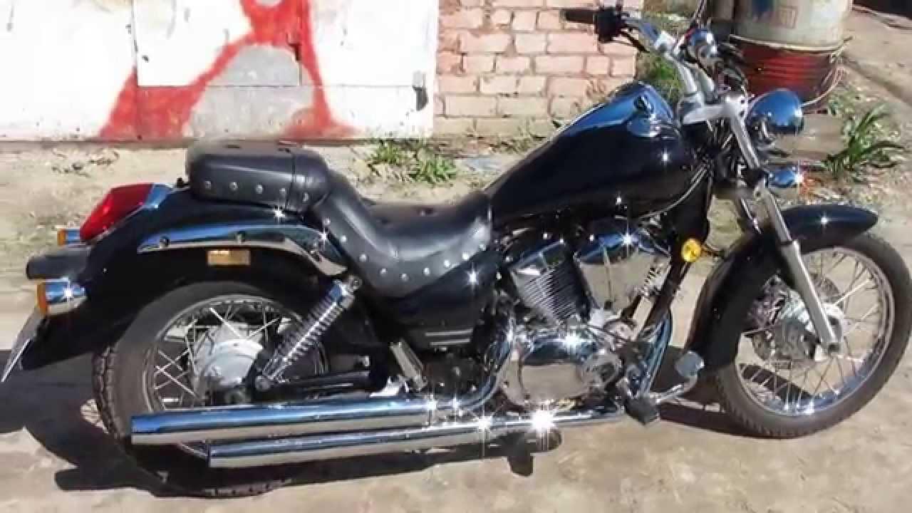 Полный обзор мотоцикла Lifan LF250-3a - YouTube