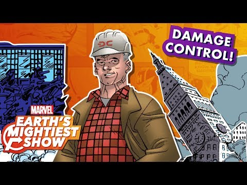 The Avengers need Damage Control! | Earth's Mightiest Show