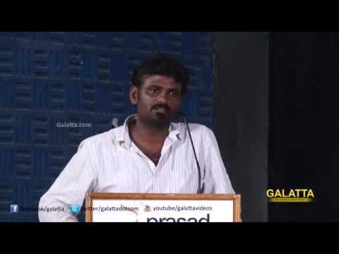 Director Prasad Ramar at Enakkul Oruvan...