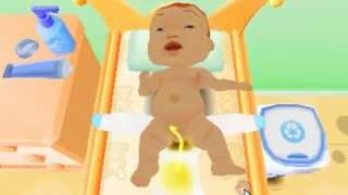 MyBabyOnline - Changer la couche de son bébé !