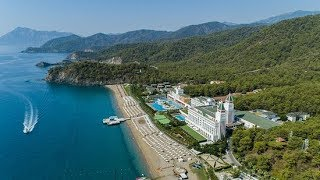 Amara Dolce Vita Luxury 5* - Кемер - Турция - Полный обзор отеля