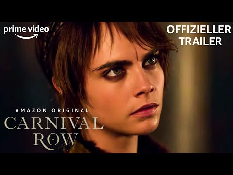 Orlando Bloom & Cara Delevingne voller Magie | Carnival Row | Offizieller Trailer | Prime Video DE
