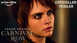 Carnival Row Staffel 1 | Offizieller Trailer | PRIME Video