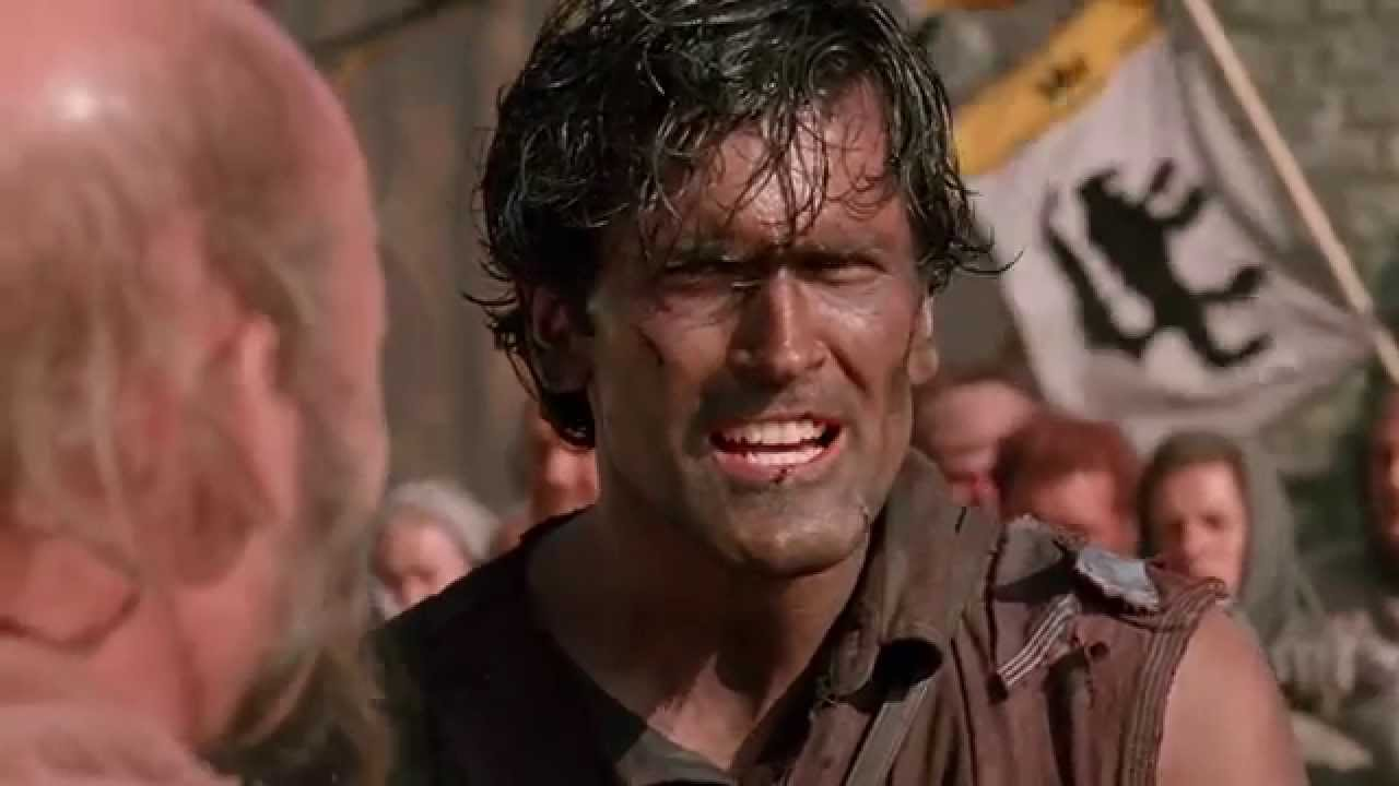 Download Army of Darkness (HD) - This is my boomstick!