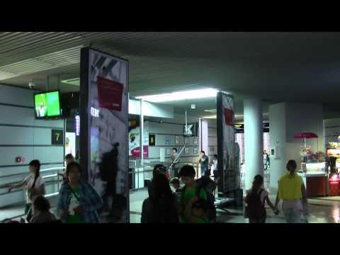 Аэропорт Адлер. Стерильная зона