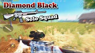 PUBG Mobile | Review Skin Độc Diamond Black M16A4 Bên Sever Trung Quốc