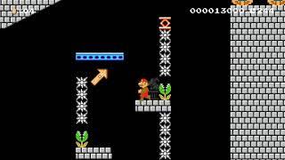 Beefy Boy Castle by VarioBro 🍄 Super Mario Maker 2 #ahi 😶 No Commentary
