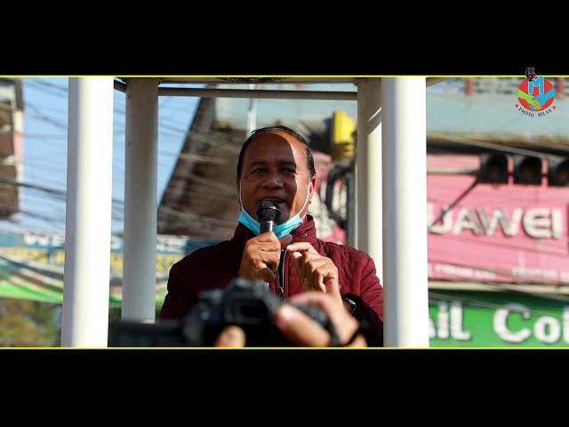 प्रधानमन्त्रि केपी ओलीको कदम बिरुद्ध पोखरामा कांग्रेसको आन्दोलन