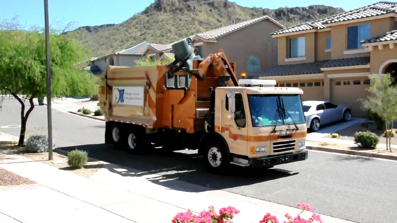 Find Your Trash and Recycling Collection Day - City of Phoenix