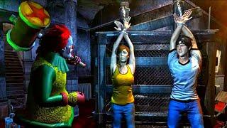 Horror Clown Survival Horror Video Game (Piranha Studios) Android Gameplay HD screenshot 1