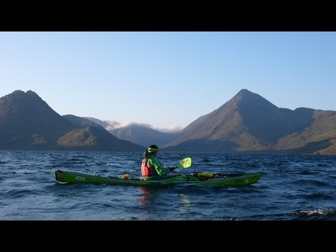 Sea Kayaking Skye 2016 -  Elgol.