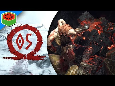 PART 5 - A SOUL EATER | God of War Let's Play