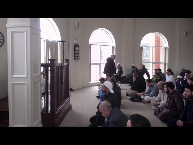 Jumu'ah Sermon May 4, 2018