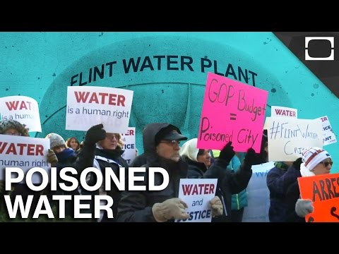 What Led To Flint, Michigan's Poisoned Water?