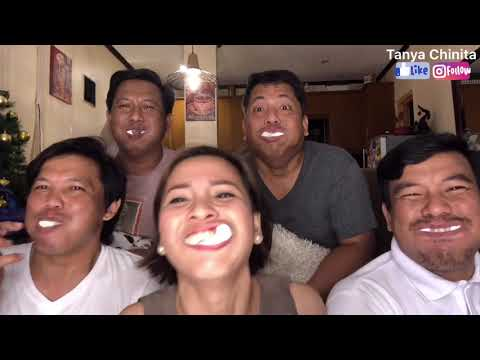 LAFTRIP CHUBBY BUNNY CHALLENGE (SIBLINGS)