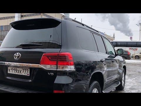 Самая большая проблема Toyota Land Cruiser 200