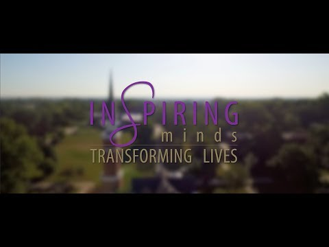 University of Mount Union Inspiring Minds, Transforming Lives Campaign