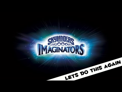 Skylanders Imaginators [Create Your Own Skylanders]