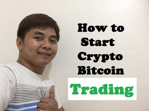 How To Start Cypto Trading - Bitcoin (Tagalog)