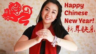 ❤Happy Chinese New Year in Mandarin Chinese❤ Learn Chinese With Emma