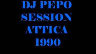 SESSION ATTICA  1990 3/6