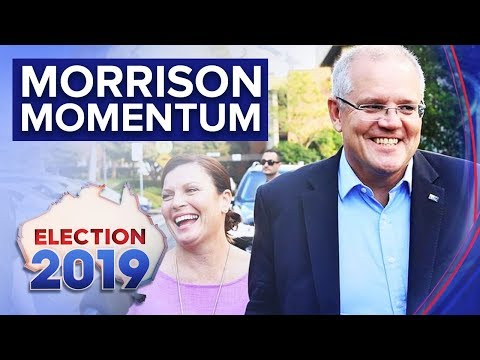 PM straight back to work following election victory | Nine News Australia