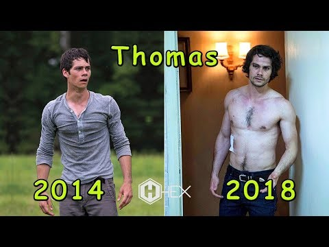 The Maze Runner Casts Then And Now 2018Real Name & Age