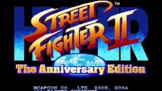Hyper Street Fighter II The Anniversary Edition - Arcade - Intro thumbnail