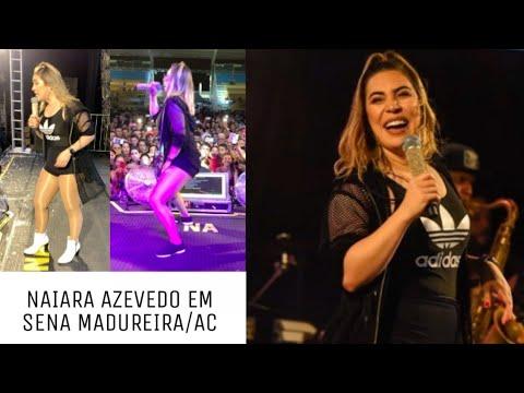 Naiara Azevedo em Sena Madureira / AC