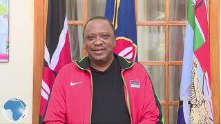 President Uhuru Kenyatta praises Eliud Kipchoge after making history in Vienna