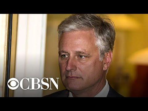 Trump announces Robert O'Brien as new national security adviser