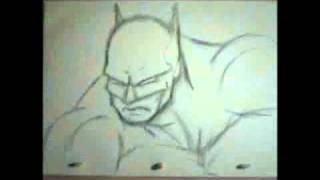 Gambar cover batman en pencil v0.4