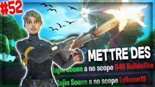 Comment METTRE des NO SCOPES #2 | Best Of Live Fortnite #52