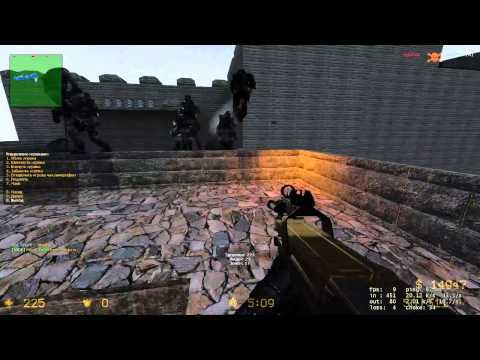 Counter-Strike: Source - Zombie Escape - ze_pirates_port_royal_v4_0 - LVL 2