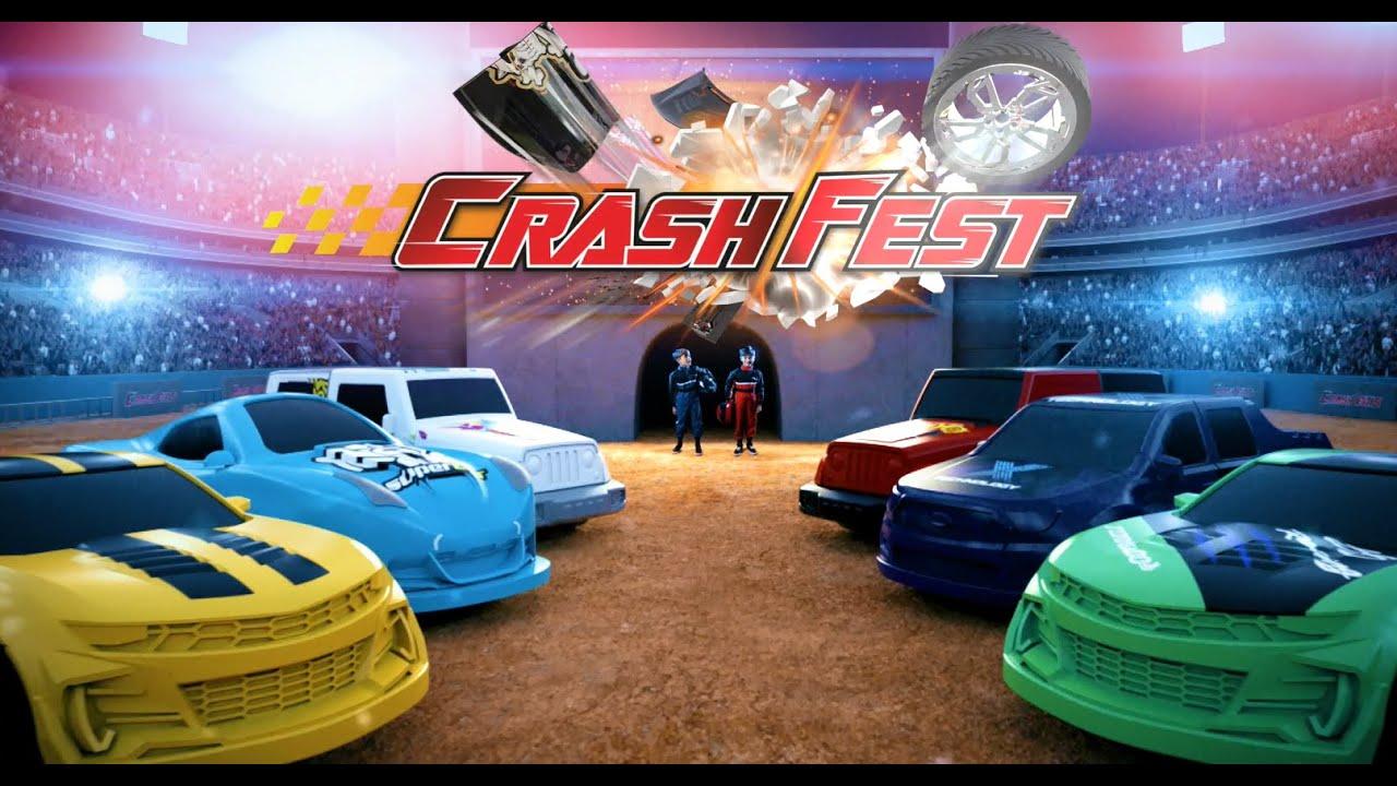 Машинки Creshfest