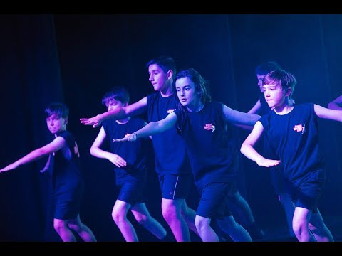 Australian Boys Dance Academy - Demonstration October 2017