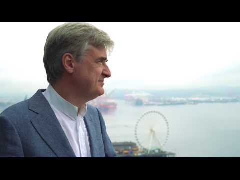 Meet Thomas Dausgaard, Seattle Symphony's New Music Director