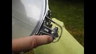 1967 Ludwig Super Sensitive  Snare drum,....